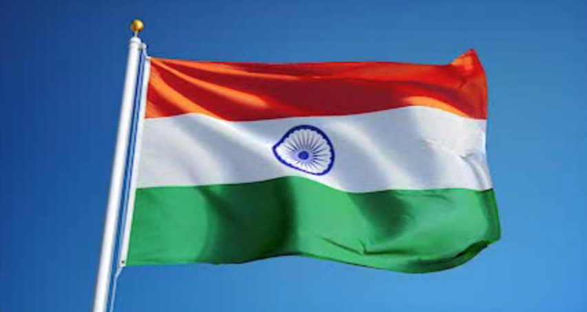 India National Anthem & Flag